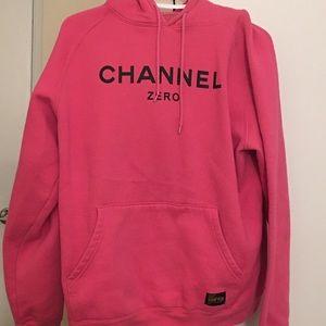 Sweaters - Channel Zero Hoodie